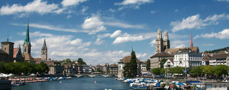 Die Top Startup-Städte für Arbeitnehmer / Zürich auf Rang 7