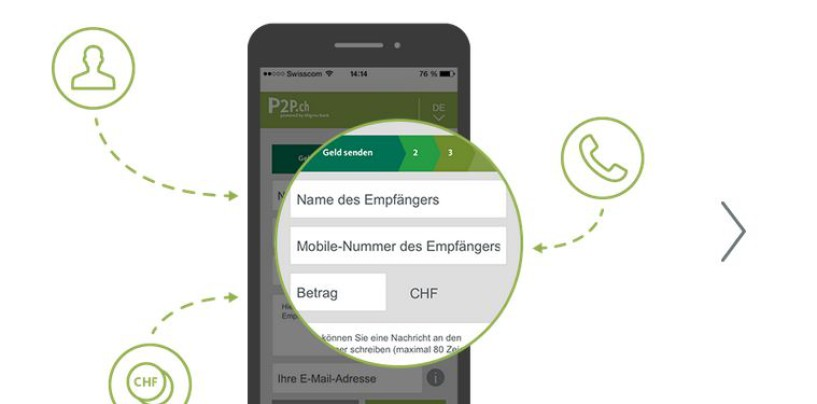 Swiss Migros Bank Launches Free Peer-to-Peer Money Transfer App