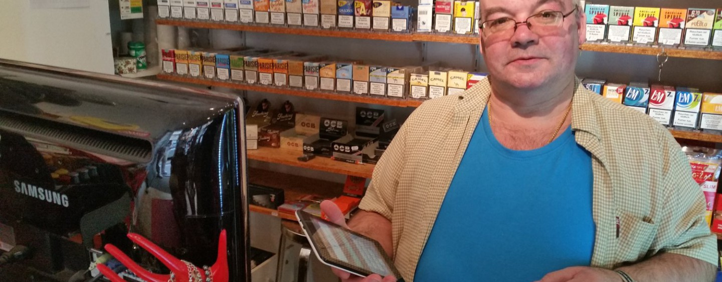 Mobino im Test: Mobile Payment funktioniert in Zürich auch ohne Big Player