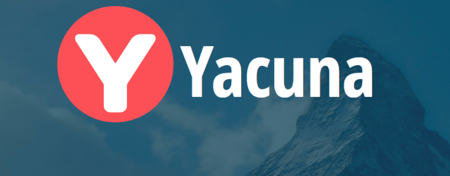 Blockchain Tech: Yacuna Wants to Raise Awareness for this Game Changer in Zurich