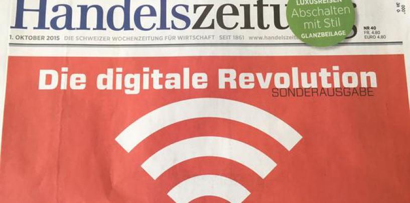 Die 30 Wichtigsten Digitalen Köpfe der Schweiz