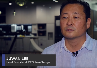 Juwan Lee, Founder and CEO of NexChange