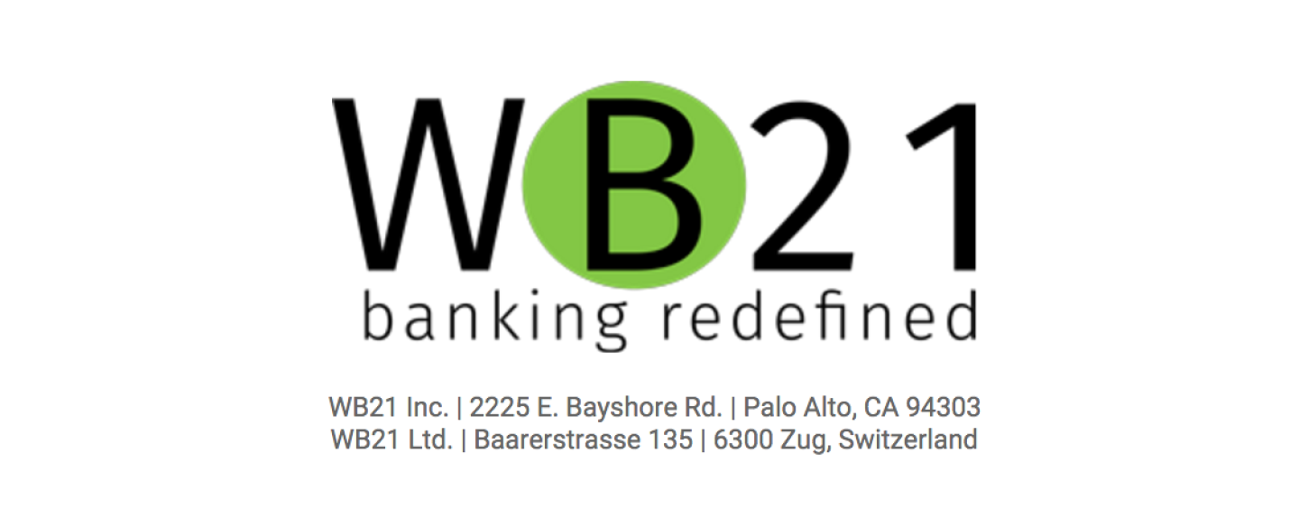 WB21 Raises 2M € in Seed Capital to Reinvent Online Banking