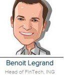 Benoit Legrand Head Fintech ING