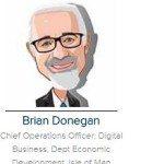Brian Donegan isle of Man