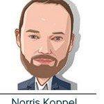 Norris Koppel CEO Monese