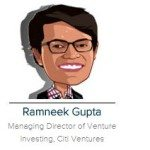 Ramneek Gupta Citi Ventures