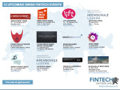 13 Upcoming Fintech Events in Switzerland
