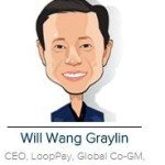 Will Wang Graylin CEO LoopPay Samsung Pay