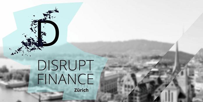 disrupt finance zurich