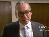 Bundeshaus Hearing für Fintech Startups