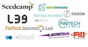 top Fintech accelerators Europe