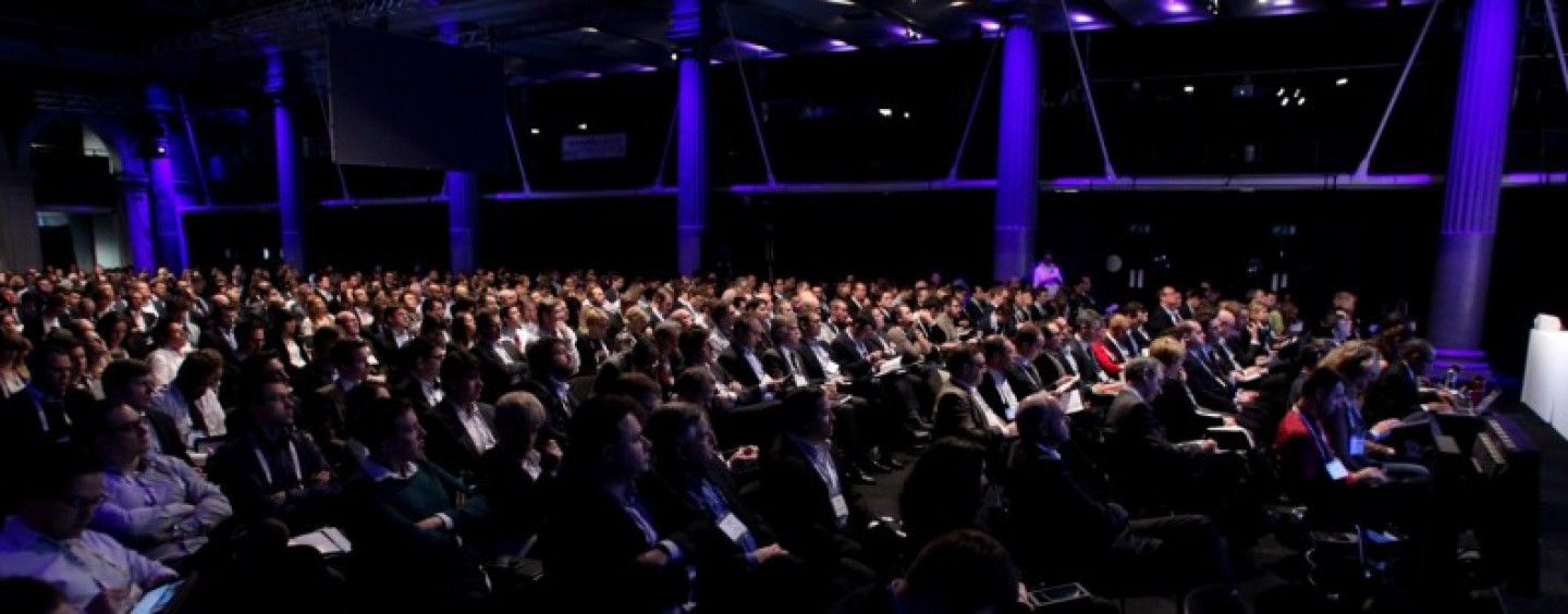 FinovateEurope 2016 Brings the World's Top Entrepreneurs, Innovators and Financial Experts to London