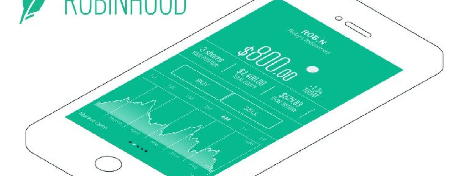 RobinHood Free Trading App Hints at Europe Expansion with New Job Listing