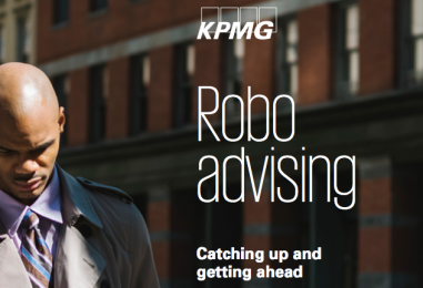 KPMG Report: Robo Advice Platforms Will Manage US$2.2 trillion Worth of Assets by 2020