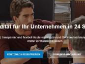 Hypicash.ch Hypothekarbank Lenzburg und Fintech-Startup Advanon Spannen Zusammen