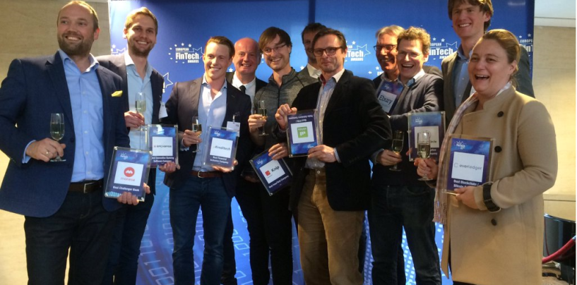 European Fintech Awards 2016 Announces Winners including 2 Swiss Fintech