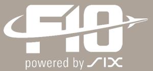 F10 SIX logo