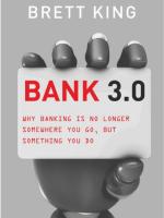 FinTech Book | Bank 3.0 | Brett King