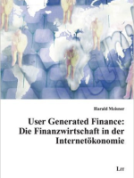 FinTech books | User generated Finance | Harald Meisner