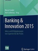 Fintech books | Banking & Innovation 2015
