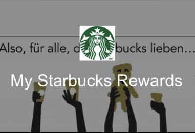 Starbucks Mobile Payments: Von Starbucks lernen?