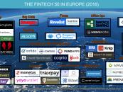 3 Swiss Fintechs in the FinTech50 List 2016