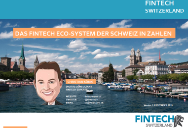 Top Fintech Companies Social Media Accounts and Blogs in Switzerland