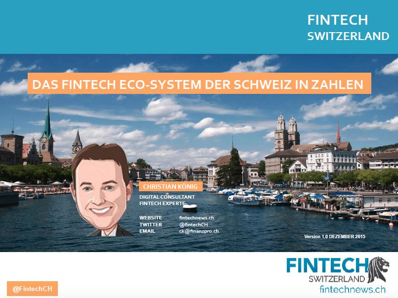 Fintech Schweiz Digital Finance News - FintechNewsCH