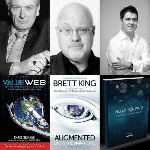 3 new fintech books