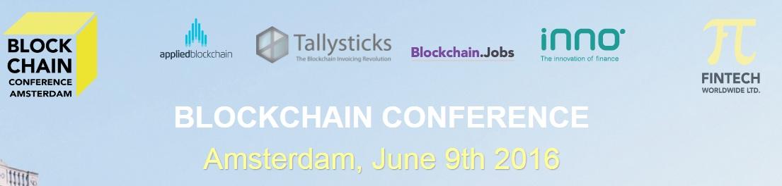 Blockchain Amsterdam Conference
