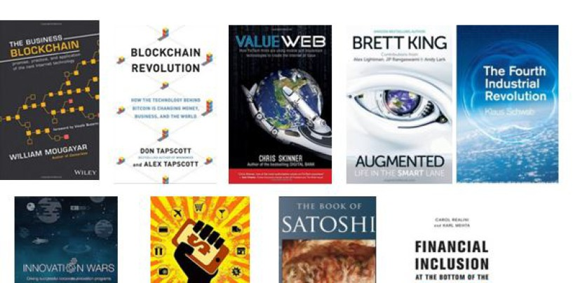 9 More Fintech And Blockchain Books To Have On Your Bookshelf