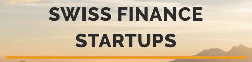 Swiss Finance Startups events switzerland