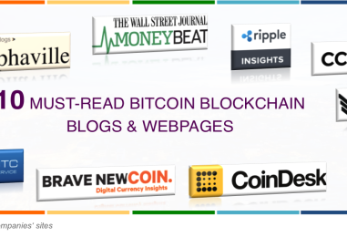 10 Must Read Bitcoin and Blockchain Blogs and Webpages