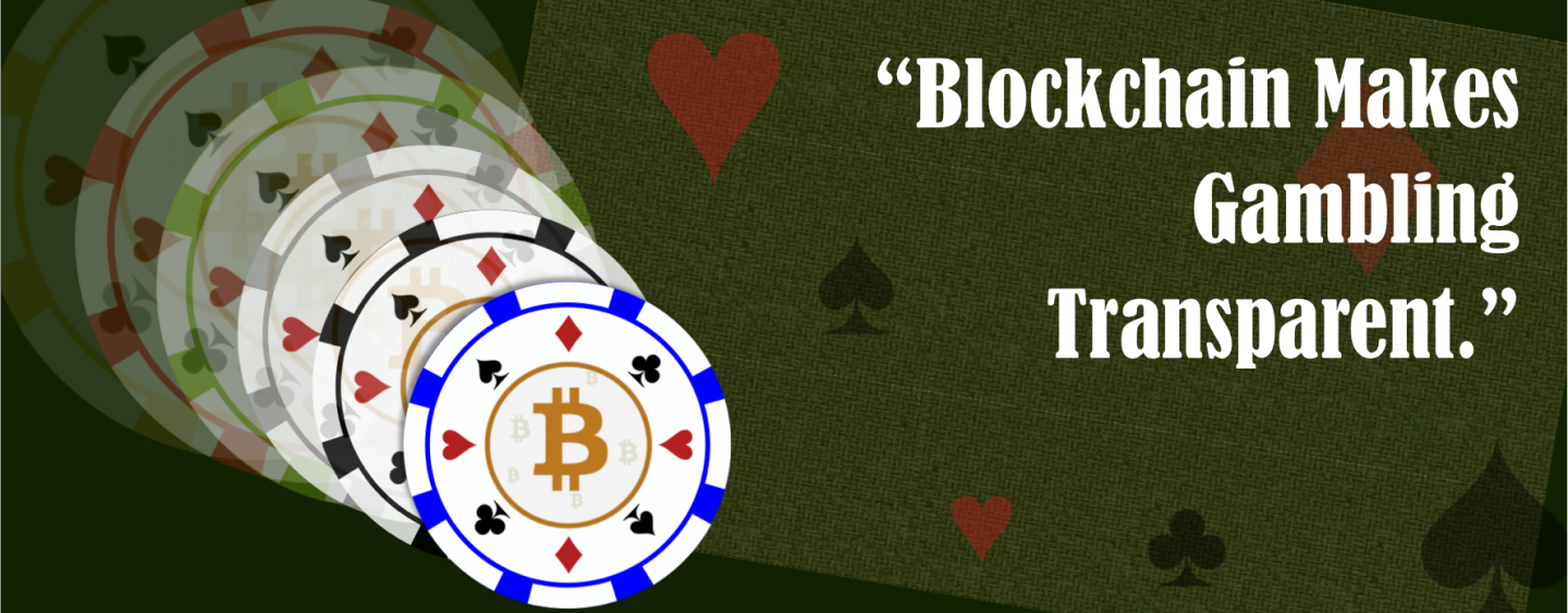 Gambling industry – How Blockchain Can Make It More Transparent