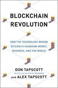 blockchain revolution fintech books