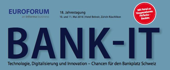 euroforum bank-it switzerland fintech event