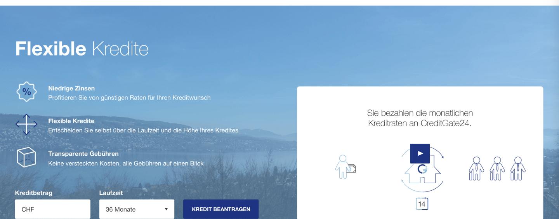 100 Kreditprojekte und kein einziger Ausfall. Schweizer Peer to Peer Lending Plattform Creditgate24 Im Interview