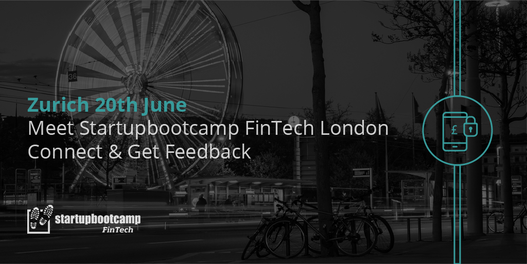 Startupbootcamp FinTech London FastTrack in Zurich