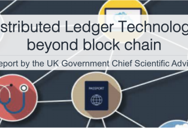 How The UK Government Applies Blockchain in 2016