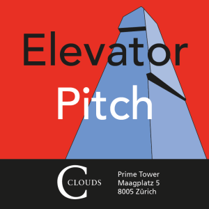 elevator pitch zurich 2016