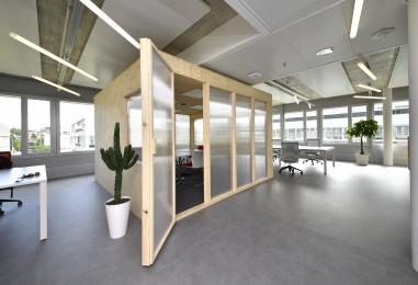 Neues Swisscom Digital Lab – 400 Quadratmeter pure Innovationskraft