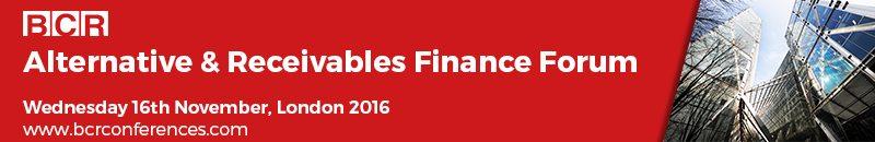 Alternative & Receivables Finance Forum