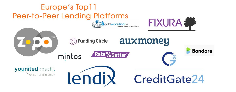 Europe's Top 11 Peer-to-Peer Lending Platforms | Fintech