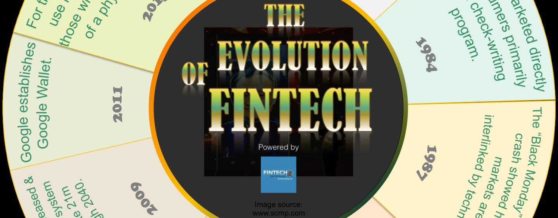 FinTech Infographics: The Evolution of FinTech