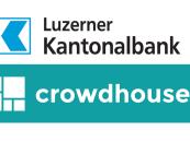 Luzerner Kantonalbank beteiligt sich strategisch an crowdhouse.ch – 160 Jahre Schweizer Bankentradition trifft auf Fintech