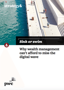 PwC sink or swim wealth management report 2016