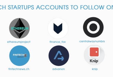 Swiss Fintech Startups Accounts to Follow on Instagram