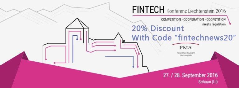 FinTech Konferenz Liechtenstein 2016