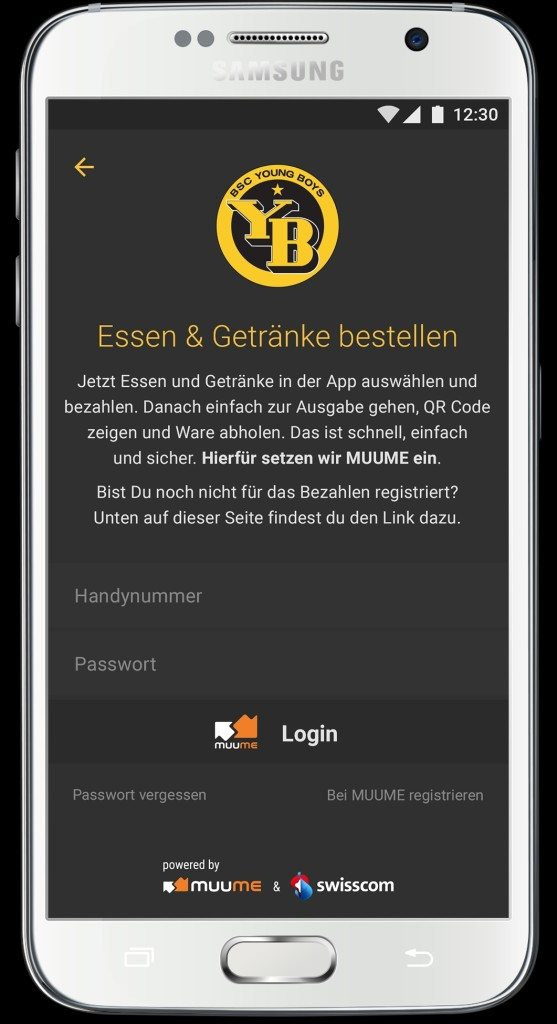 BSC Young Boys App